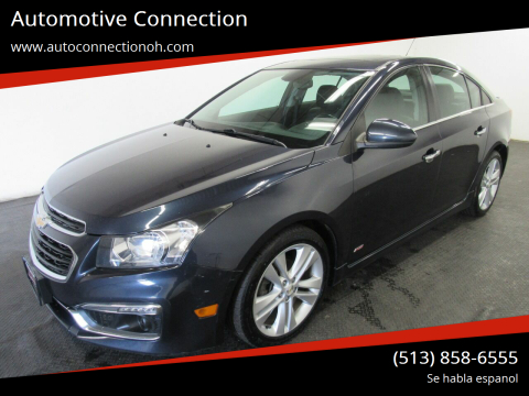 2015 Chevrolet Cruze for sale at Automotive Connection in Fairfield OH