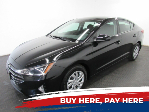 2019 Hyundai Elantra for sale at Automotive Connection in Fairfield OH