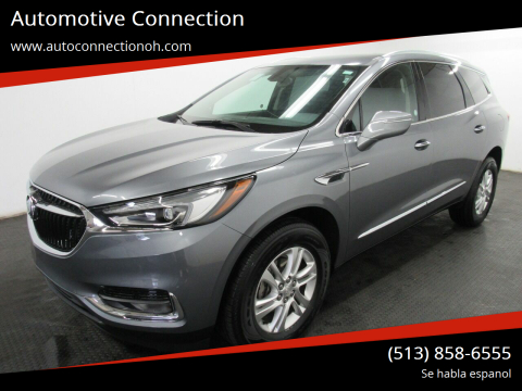 2020 Buick Enclave for sale at Automotive Connection in Fairfield OH