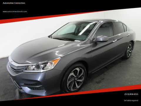 2016 Honda Accord for sale at Automotive Connection in Fairfield OH