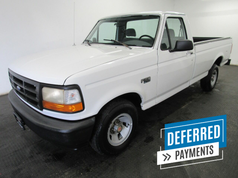 1995 Ford F-150 for sale at Automotive Connection in Fairfield OH