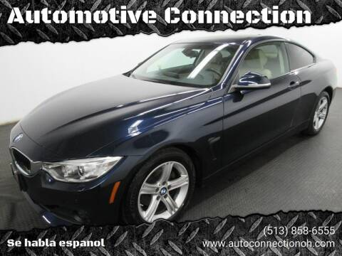 2015 BMW 4 Series for sale at Automotive Connection in Fairfield OH