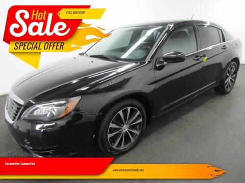 2014 Chrysler 200 for sale at Automotive Connection in Fairfield OH