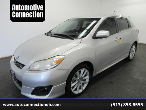 2009 Toyota Matrix for sale at Automotive Connection in Fairfield OH