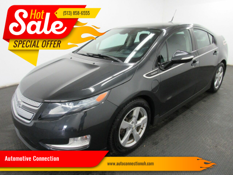2014 Chevrolet Volt for sale at Automotive Connection in Fairfield OH