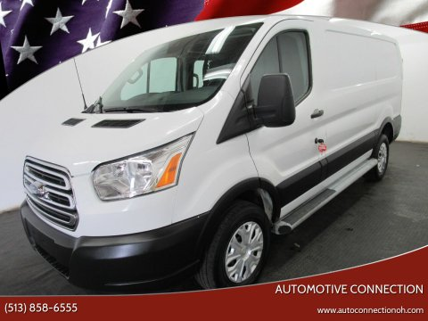 2019 Ford Transit Cargo for sale at Automotive Connection in Fairfield OH