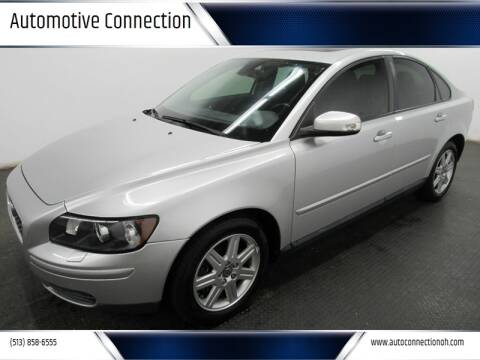 2007 Volvo S40 for sale at Automotive Connection in Fairfield OH