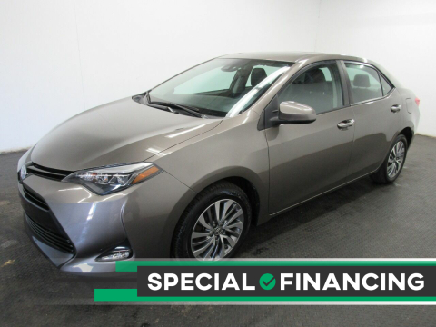 2018 Toyota Corolla for sale at Automotive Connection in Fairfield OH