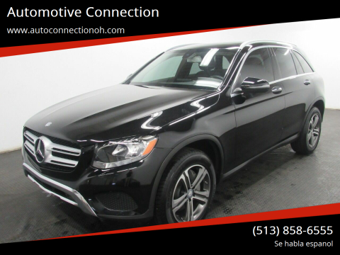 2017 Mercedes-Benz GLC for sale at Automotive Connection in Fairfield OH
