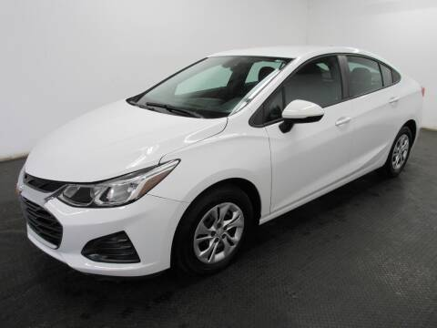 2019 Chevrolet Cruze for sale at Automotive Connection in Fairfield OH