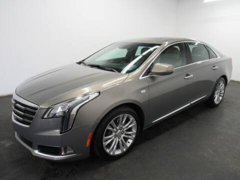 2018 Cadillac XTS for sale at Automotive Connection in Fairfield OH
