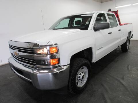 2018 Chevrolet Silverado 2500HD for sale at Automotive Connection in Fairfield OH