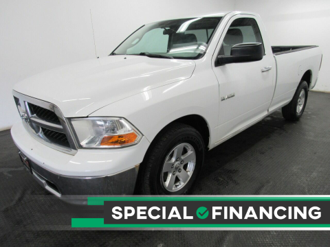 2010 Dodge Ram Pickup 1500 for sale at Automotive Connection in Fairfield OH