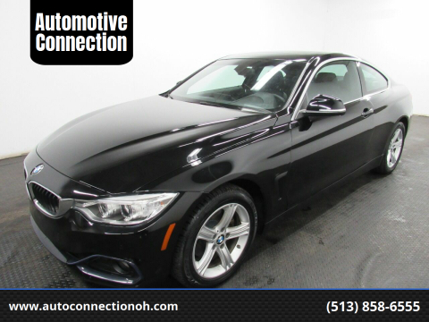 2016 BMW 4 Series for sale at Automotive Connection in Fairfield OH