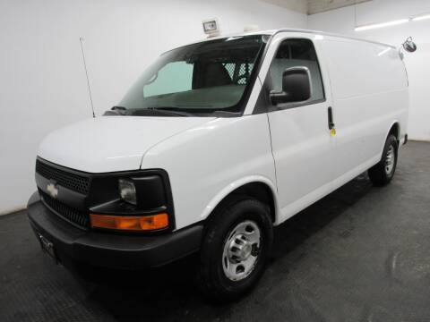 2011 Chevrolet Express Cargo for sale at Automotive Connection in Fairfield OH