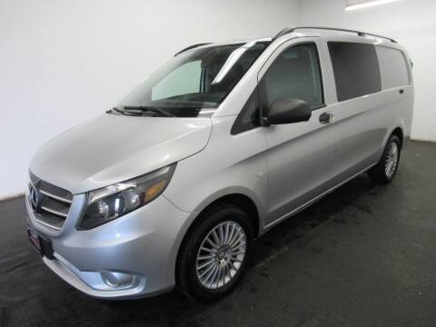 2018 Mercedes-Benz Metris for sale at Automotive Connection in Fairfield OH