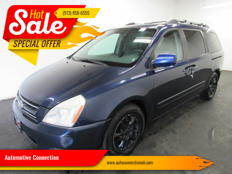 2006 Kia Sedona for sale at Automotive Connection in Fairfield OH