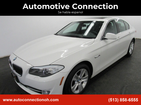 2013 BMW 5 Series for sale at Automotive Connection in Fairfield OH