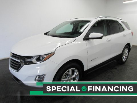 2019 Chevrolet Equinox for sale at Automotive Connection in Fairfield OH