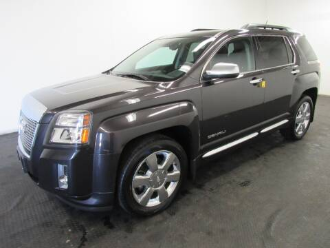 2014 GMC Terrain for sale at Automotive Connection in Fairfield OH