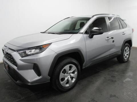 2019 Toyota RAV4 for sale at Automotive Connection in Fairfield OH