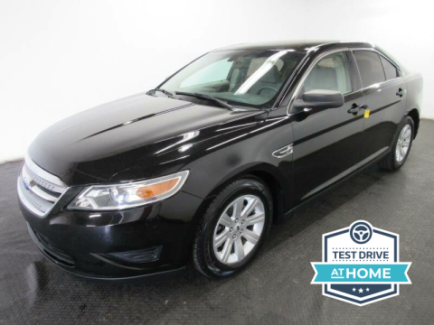 2012 Ford Taurus for sale at Automotive Connection in Fairfield OH