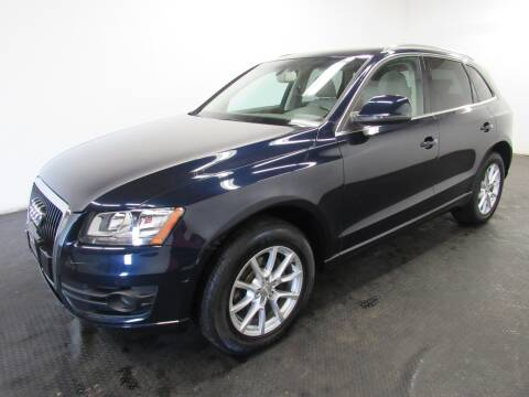 2010 Audi Q5 for sale at Automotive Connection in Fairfield OH