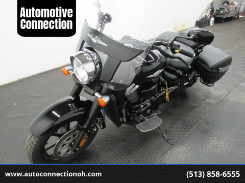 2013 Suzuki CT90 Boss Boulevard for sale at Automotive Connection in Fairfield OH