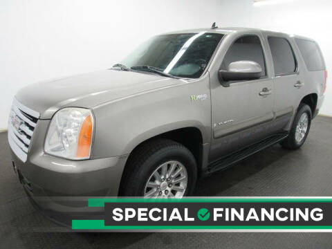 2008 GMC Yukon for sale at Automotive Connection in Fairfield OH