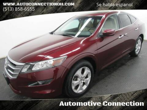 2012 Honda Crosstour for sale at Automotive Connection in Fairfield OH