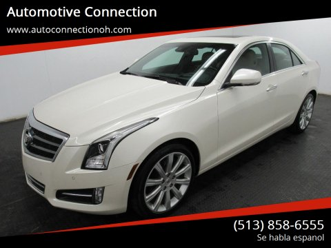 2013 Cadillac ATS for sale at Automotive Connection in Fairfield OH