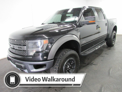 2013 Ford F-150 for sale at Automotive Connection in Fairfield OH