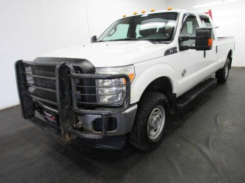 2011 Ford F-350 Super Duty for sale at Automotive Connection in Fairfield OH