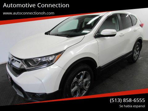 2018 Honda CR-V for sale at Automotive Connection in Fairfield OH