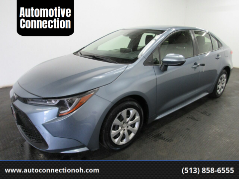 2020 Toyota Corolla for sale at Automotive Connection in Fairfield OH