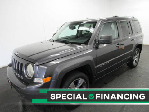 2016 Jeep Patriot for sale at Automotive Connection in Fairfield OH