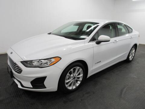 2019 Ford Fusion Hybrid for sale at Automotive Connection in Fairfield OH