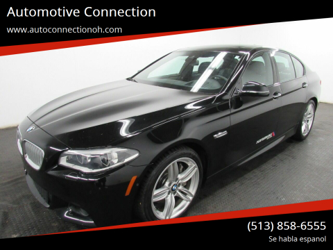 2016 BMW 5 Series for sale at Automotive Connection in Fairfield OH