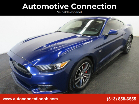 2015 Ford Mustang for sale at Automotive Connection in Fairfield OH