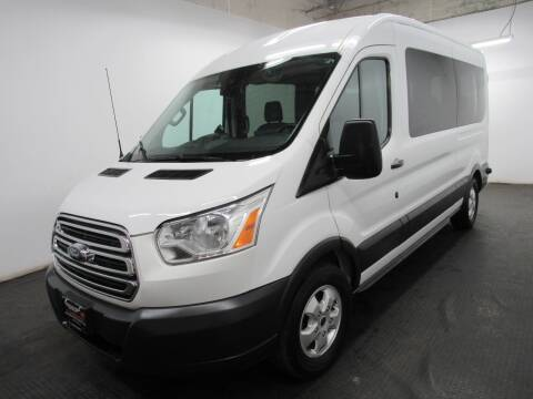 2017 Ford Transit Passenger for sale at Automotive Connection in Fairfield OH