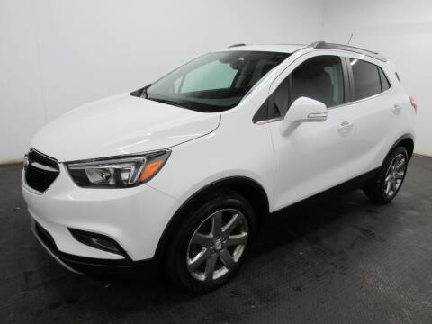 2017 Buick Encore for sale at Automotive Connection in Fairfield OH