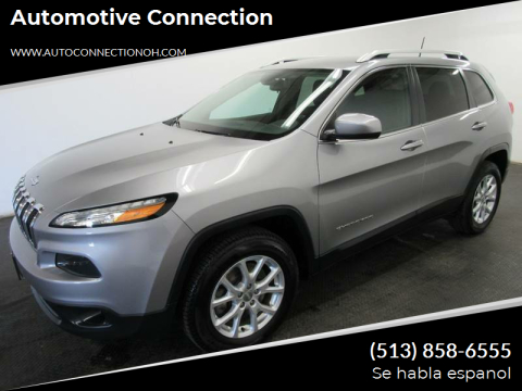2016 Jeep Cherokee for sale at Automotive Connection in Fairfield OH