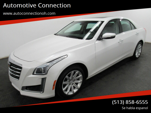 2016 Cadillac CTS for sale at Automotive Connection in Fairfield OH