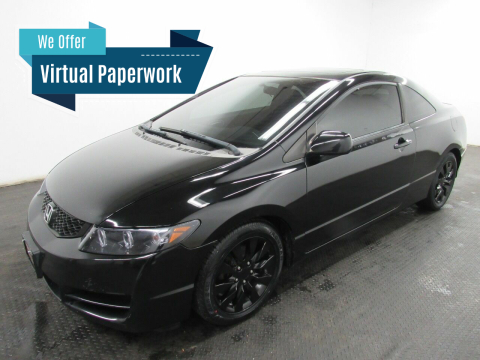 2009 Honda Civic for sale at Automotive Connection in Fairfield OH