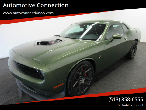 2018 Dodge Challenger for sale at Automotive Connection in Fairfield OH
