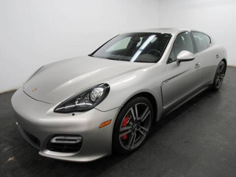 2013 Porsche Panamera for sale at Automotive Connection in Fairfield OH