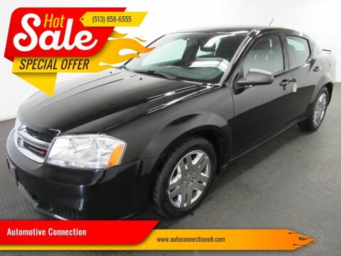 2014 Dodge Avenger for sale at Automotive Connection in Fairfield OH
