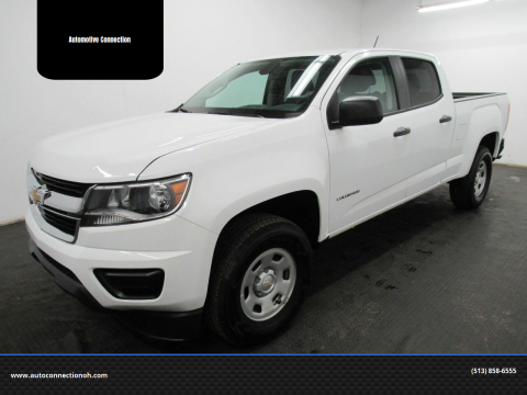 2019 Chevrolet Colorado for sale at Automotive Connection in Fairfield OH