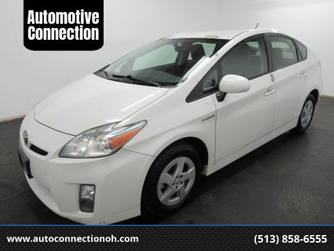 2010 Toyota Prius for sale at Automotive Connection in Fairfield OH