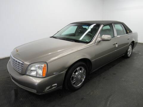 2004 Cadillac DeVille for sale at Automotive Connection in Fairfield OH